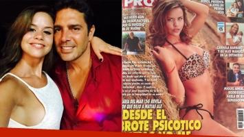 María del Mar, destape sexy y confesiones íntimas (Foto: Revista Pronto y Twitter)