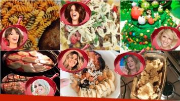 ¡Diosas y cocineras! Las famosas muestran todo su talento para la cocina en Instagram. Foto: Instagram/ Web