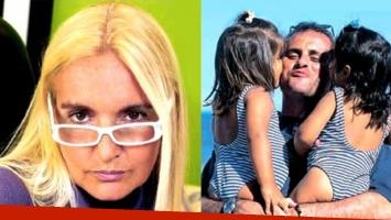 Silvia D´Auro, la ex de Rial, condenada por el INADI por