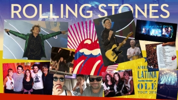 ¡La leyenda continúa! Fotos, videos y perlitas del primer show de los Rolling Stones en Argentina. (Foto: Web)