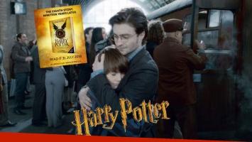 J.K. Rowling publicará el octavo libro de la saga Harry Potter. (Foto: Web)