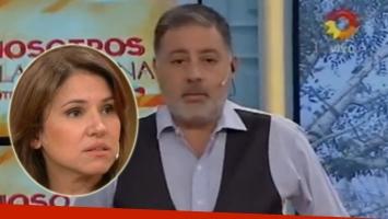 Fabián Doman anunció una baja en su programa y habló del futuro laboral de Fernanda Iglesias (Foto: web)