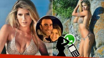 Laurita Fernández, fotos sexies en bikini (Foto: revista Gente y web)
