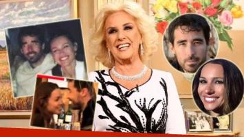 Mirtha  confirmó el romance de Nacho Viale y Pampita (Foto: Web)