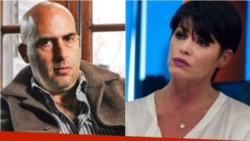 Pamela David, durísima con Diego Gvirtz. Foto: Web