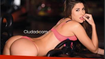 Ivana Nadal, en una producción de fotos para Ciudad.com de 2013.