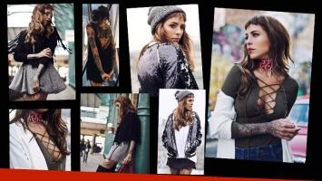 ¡Diosa modelo! La sensual producción de fotos de Cande Tinelli en las calles de Londres. (Foto: Facebook Madness)