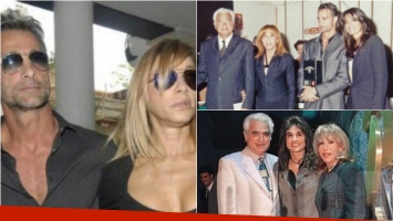 Murió el padre de Gabriela y Ova Sabatini. Foto: Web