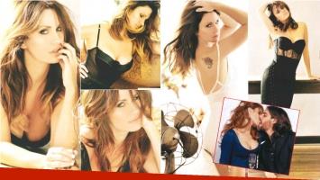 La producción hot de Nancy Dupláa para la revista Caras: (Fotos: Gabriel Machado)