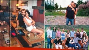 Conocé la casona de Pamela David y Daniel Vila en Mendoza. Foto: Gente