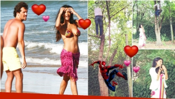 El tierno gesto de su novio que enterneció a Silvina Escudero (Fotos: Ciudad.com e Instagram)