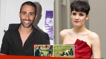 Pollo Álvarez con Flor Torrente, fotos infraganti ¿y romance en puerta? (Foto: Web)