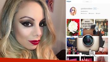 Gisela Bernal volvió a Instagram y denunció amenazas (Foto: Instagram)