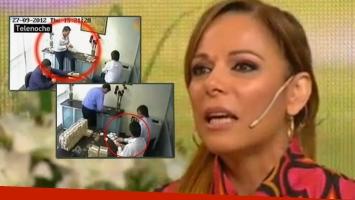 Iliana Calabró rompió el silencio tras ver el video de Rossi en La Rosadita (Foto: Web)