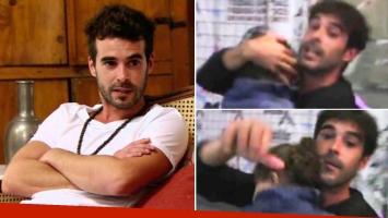Nicolás Cabré confesó por qué agredió a un periodista. (Foto: Web)