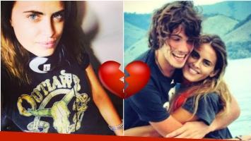 Silvina Luna se separó de Manuel Desrets (Fotos: Instagram y Web)