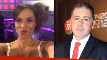 Érica García desmintió estar embarazada de Fabián Doman. (Foto: Web)