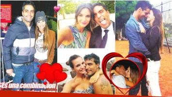 Conocé a Martina Graf, la bella novia de Adrián Navarro (Fotos: revista Paparazzi)