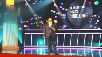 Jorge Lanata regresa a la televisión con El argentino más inteligente (Fotos: Prensa El Trece)