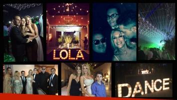 El álbum de la mega fiesta de 15 de la hija de Diego y Yanina Latorre. (Foto: Instagram)