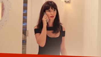 Griselda Siciliani la rompe con su doble rol en Educando a Nina. (Foto: Telefe)