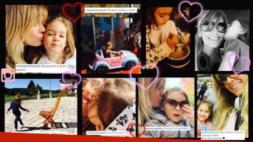 ¡Mamá full time! La vida de Viviana Canosa, alejada de la TV. (Foto: Instagram)