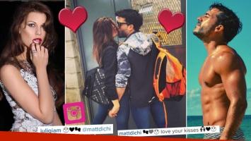 Juliana Giambroni confirmó su romance con el ex de Erika Mitdank. (Foto: Instagram)