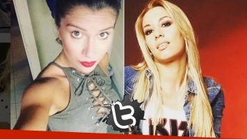 """¡Picantísimo! Tremendo """"me gusta"""" de Laurita Fernández contra Barby Reali. (Foto: Instagram)"""