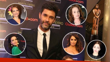 Mariano Martínez reveló quién era su favorita en la terna de Mejor actriz. (Foto: Ciudad.com y Web)