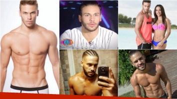 Mariano, el sexy participante de Gran Hermano 2016 que afirmó ser camionero. Foto: Web