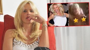 Nazarena Vélez desmiente ser la protagonista de una foto hot. (Fotos: archivo Web)