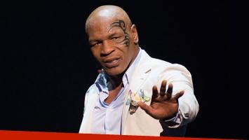 """Mike Tyson, en el Luna Park: presenta su show """"Undisputed truth"""". (Foto: Web)"""