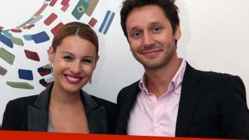 Pampita y Vicuña llegaron a un acuerdo. (Foto: archivo Web)