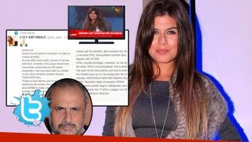 Loly Antoniale, tras sus picantes declaraciones en TV sobre Rial (Foto: web y Twitter)