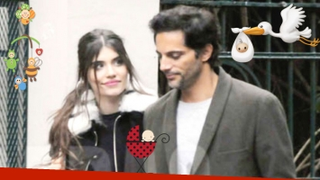 El fuerte rumor de embarazo de Joaquín Furriel y Eva De Dominici. Foto: Caras