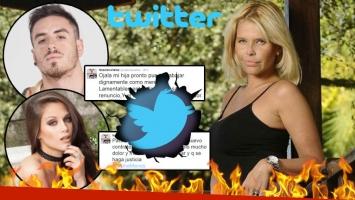 Los fulminantes tweets de Nazarena Vélez contra Fede Bal. (Foto: Web)