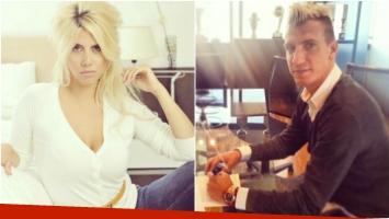 El comunicado de Maxi López tras la fuerte denuncia de Wanda Nara (Fotos: Web)