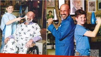 El deseo de Gustavo Sofovich por continuar el legado familiar (Fotos: revista Gente)