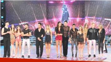 Seis parejas quedaron sentenciadas en el Disco de Bailando 2016 (Foto: Prensa Ideas del Sur)