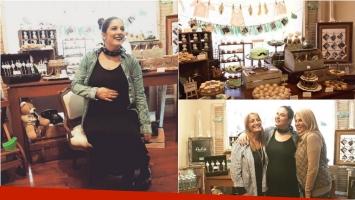 Las fotos del baby shower de Juana Repetto. Foto: Instagram
