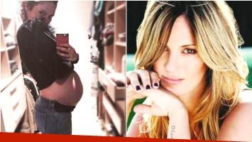La emotiva carta de Paula Chaves en medio de su segundo embarazo (Fotos: Instagram y Web)