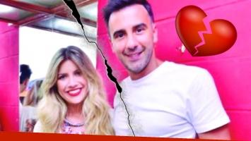 Laurita Fernández confirmó su separación de Federico Hoppe. Foto: Web