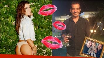 Mariana Brey, ¿a los besos con el hermano de Pedro Alfonso? Foto: Ciudad.com/ Instagram