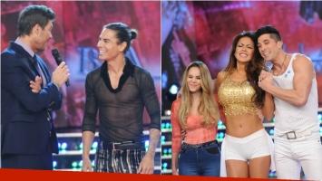 Pamela Sosa venció a Julio Iglesias Jr. y se quedó en Bailando 2016. Foto: Ideas del sur