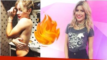La foto súper hot de Laurita Fernández en Instagram (Fotos: Instagram)