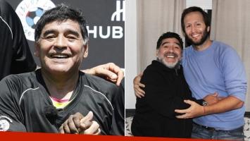 La vida de Diego Maradona, a la televisión. (Foto: Web)