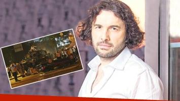 La tristeza de Ergün Demir por el golpe de Estado en Turquía (Fotos: Web y AFP)