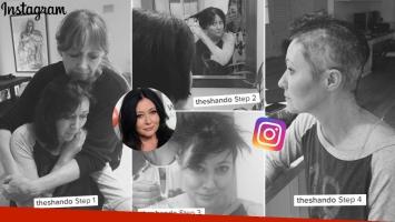 La valiente lucha contra el cáncer de la actriz de Beverly Hills. (Foto: Instagram)