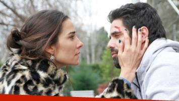 Llega Juana Viale a Los ricos no piden permiso para enamorar a Luciano Castro. Foto: El Trece
