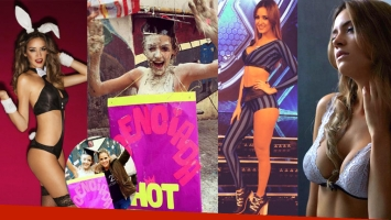 ¡Licenciada hot! La bailarina bomba de ShowMatch que se recibió de politóloga en la UBA. (Foto: Instagram)